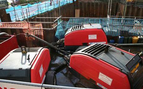 Maris Pumps Major Overpumping Solution