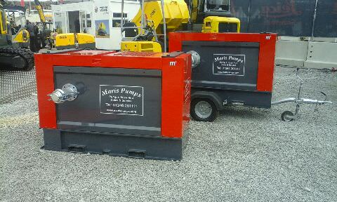 Hillhead Maris Pumps